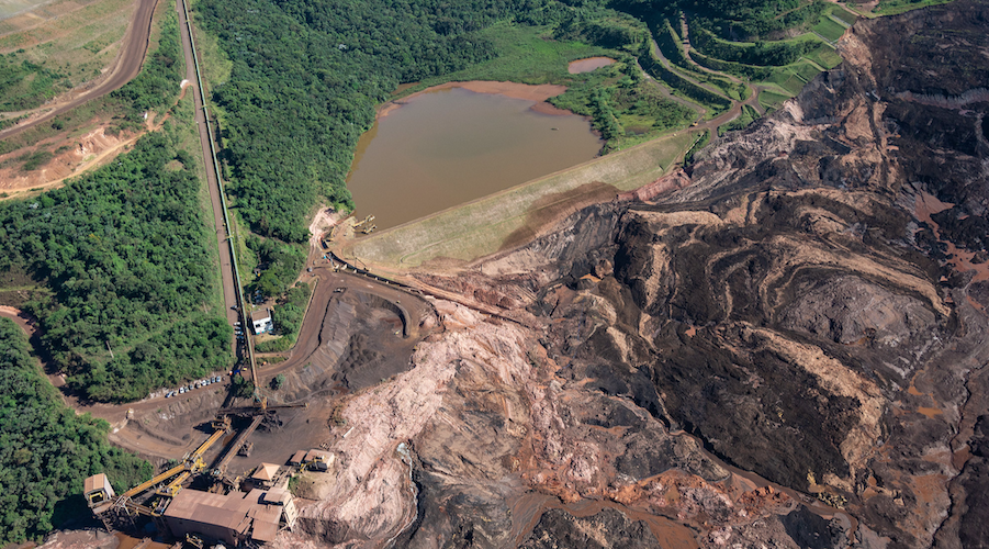 New database to help mining companies predict behavior of tailings flows
