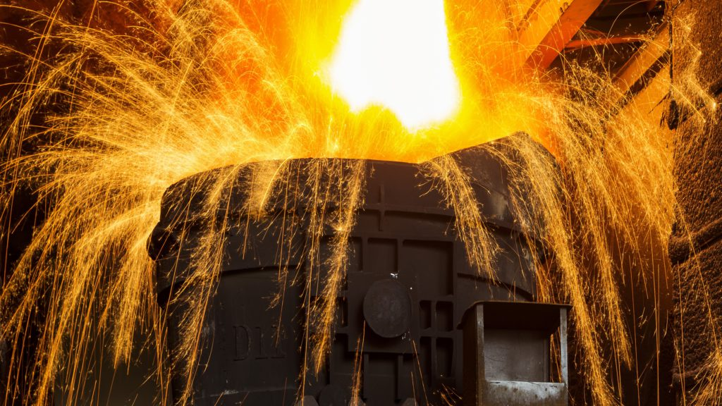 Iron ore price tumbles as China stepped up restrictions
