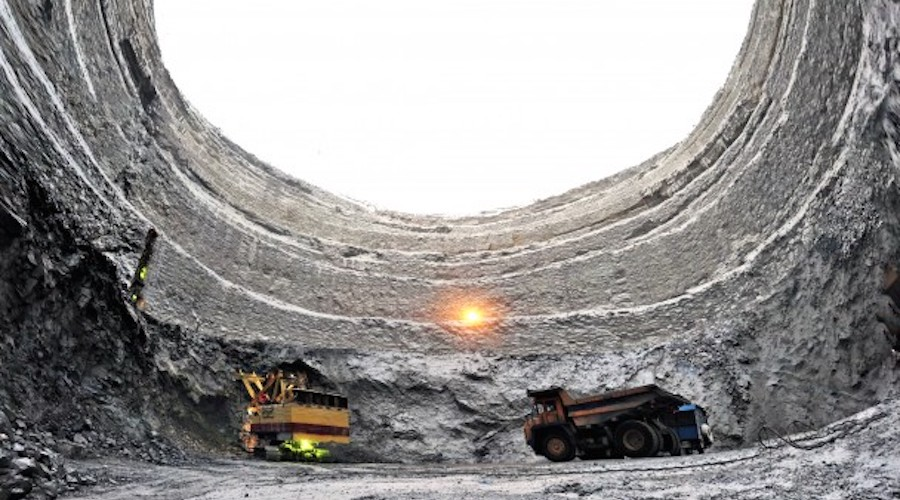 Alrosa to invest $34m to reclaim tailings pit at Aikhal