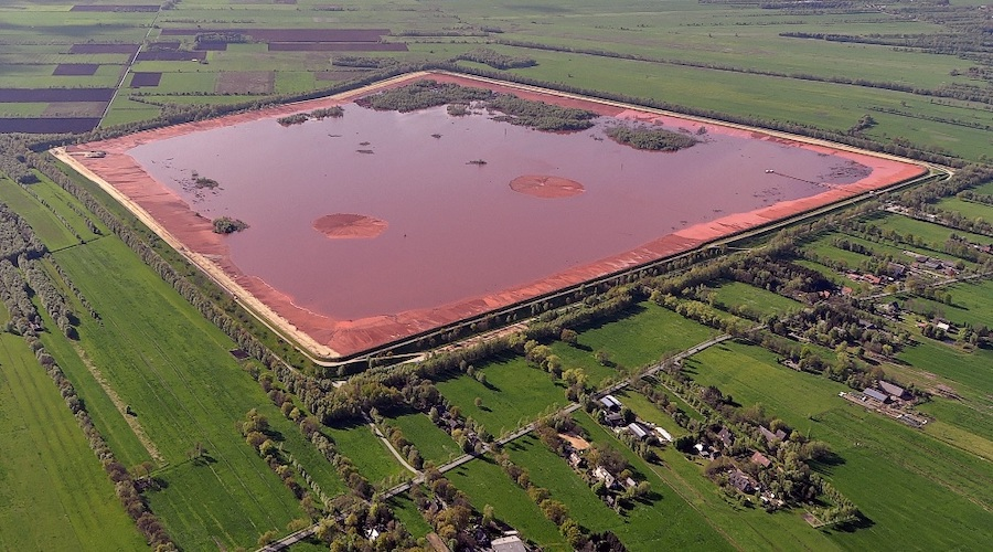 Technology to transform bauxite red mud into fertile soil almost a reality