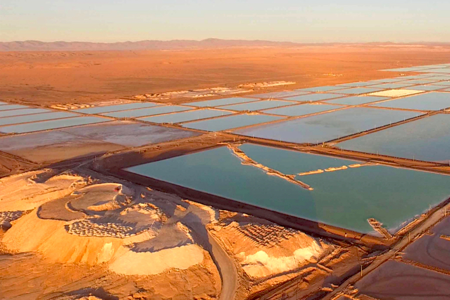 Chile to open 400,000 tonnes of lithium reserves up for exploration